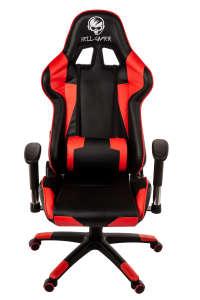 Hell Gamer professzionális Gamer szék 3D kartámasszal #fekete-piros