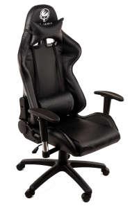 Hell Gamer professzionális Gamer szék 3D kartámasszal #fekete 31501249 Állítható székmagasság