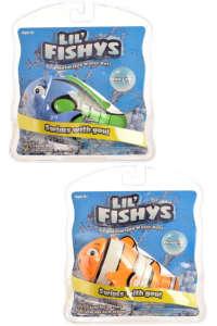 Lil' Fishys motoros halak Fürdőjáték 13cm 31519179 Fürdőjáték