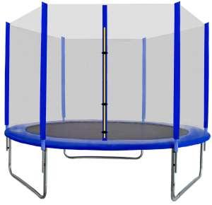 Aga Sport Top külső hálós Trambulin 244cm #kék 31521826 Trambulin