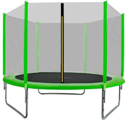 Aga Sport Top külső hálós Trambulin 180cm #világoszöld