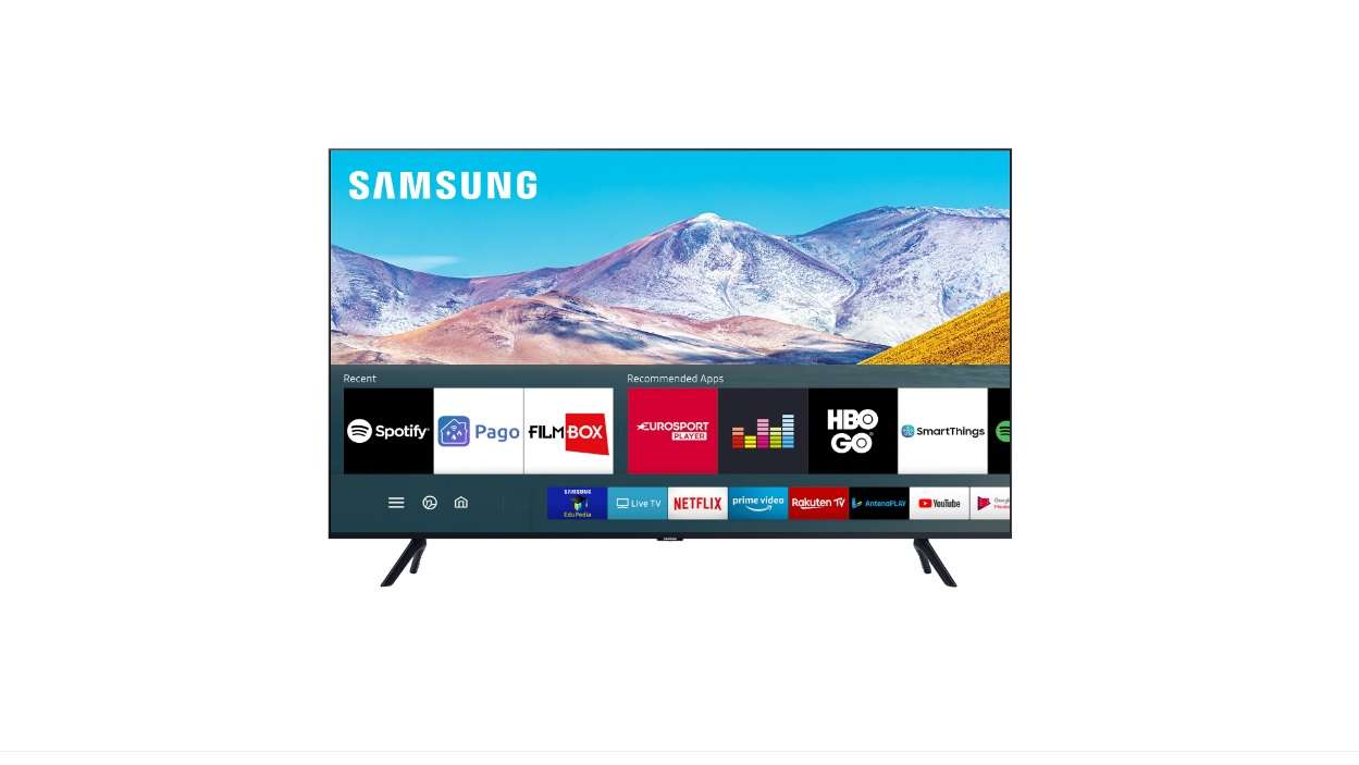 Samsung 50 TU8002 Crystal 4K Smart TV