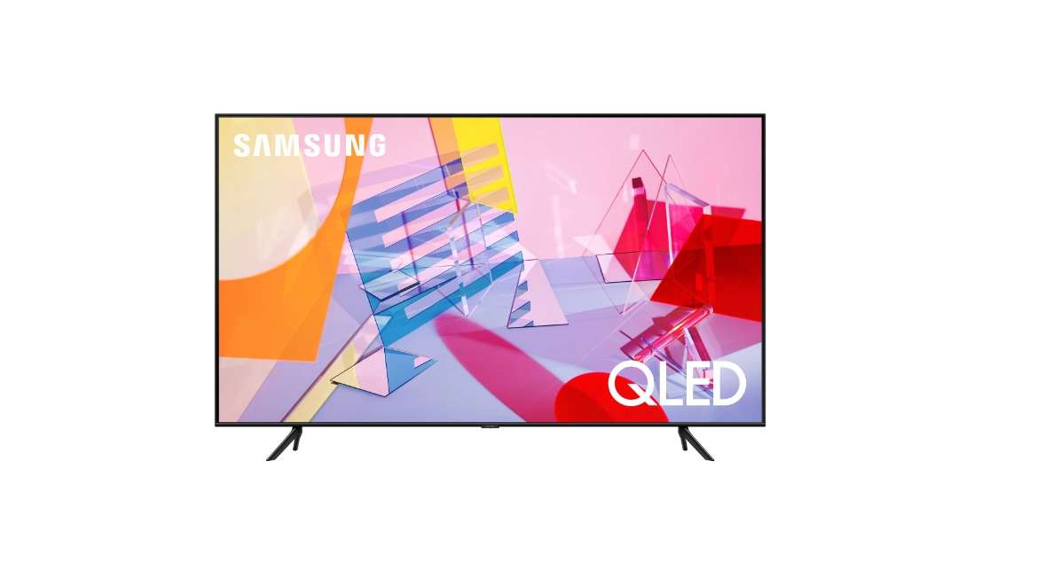 Samsung 75 QE75Q60T 4K Smart TV - fekete