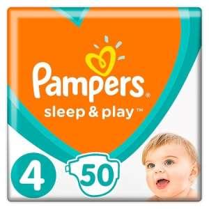 Pampers Sleep&Play Nadrágpelenka 9-14kg Maxi 4 (50db)