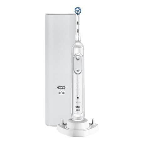 Oral-B Fogkefe GENIUS X 20100S SENSI WHITE