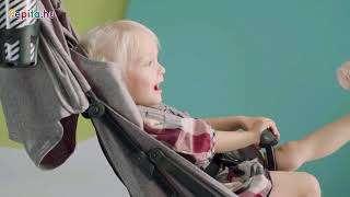 Kinderkraft Lite Up sport Babakocsi #szürke
