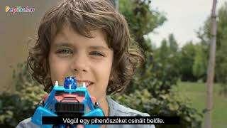 Kinderkraft Unimo 5in1 Pihenőszék #kék-szürke