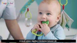 Kinderkraft Mily Játszószőnyeg #szürke